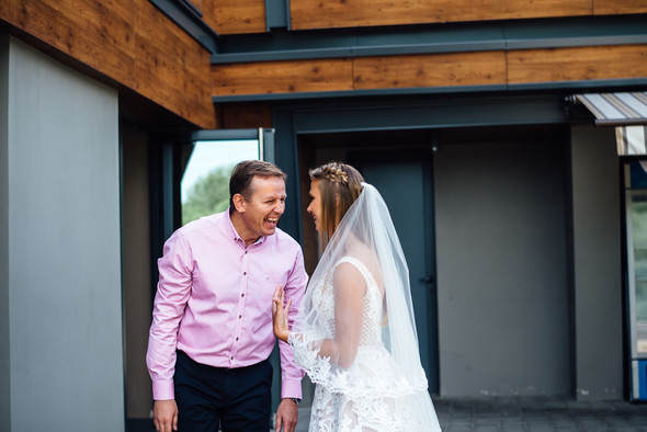 Teachers' wedding - фото №30
