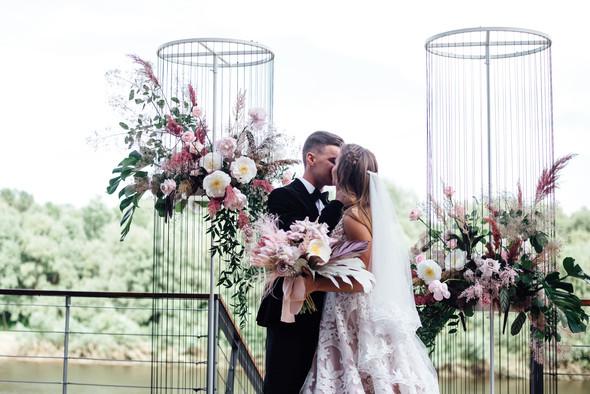 Teachers' wedding - фото №42