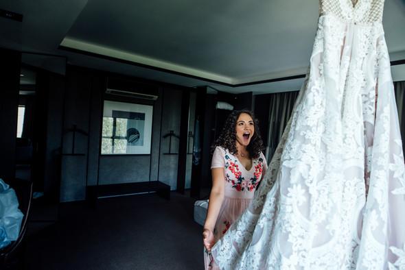 Teachers' wedding - фото №14