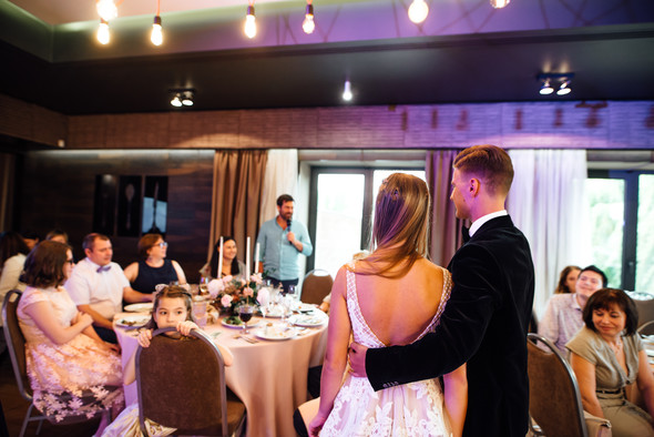 Teachers' wedding - фото №57