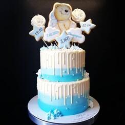 Goddess_cake - торты, караваи в Днепре - фото 1