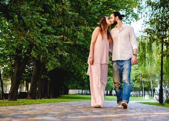Катя и Виталик - фото №4