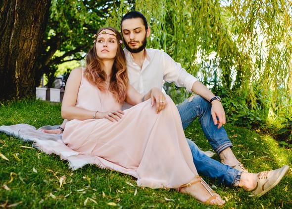 Катя и Виталик - фото №1