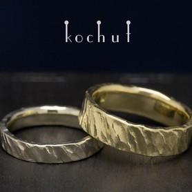 Обручальные кольца kochut