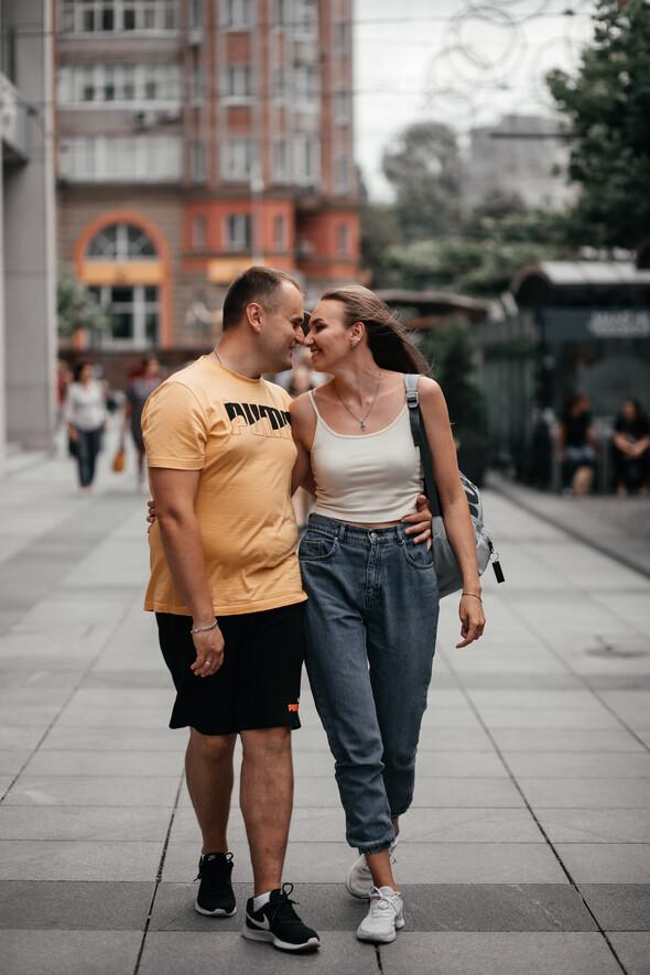 Аня и Женя прогулка по Днепру - фото №10