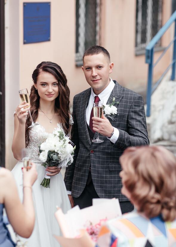 Анонс свадьбы Алины и Андрея - фото №11