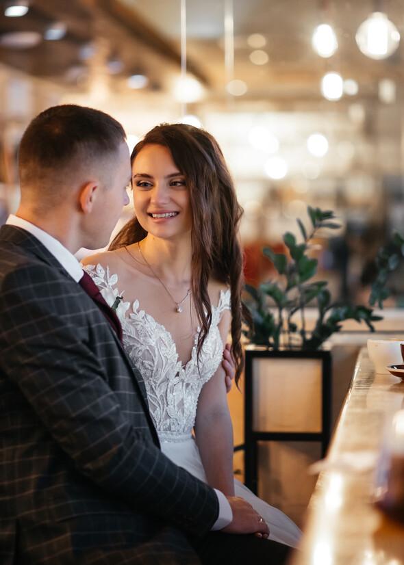 Анонс свадьбы Алины и Андрея - фото №26