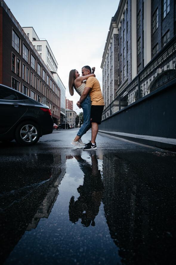 Аня и Женя прогулка по Днепру - фото №1