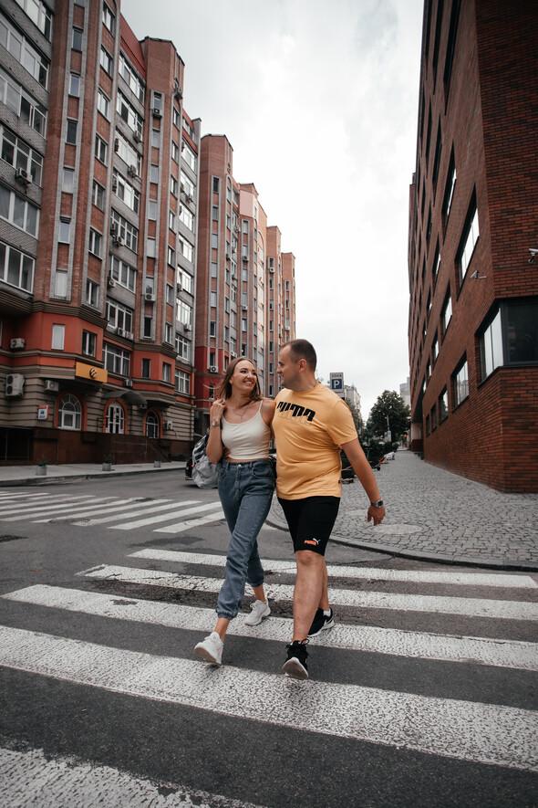 Аня и Женя прогулка по Днепру - фото №8