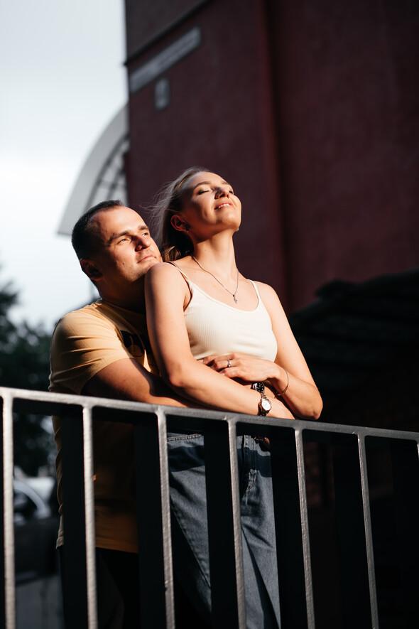 Аня и Женя прогулка по Днепру - фото №5