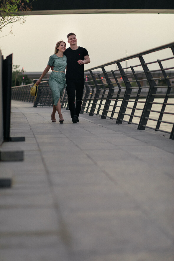 Таня и Саша. Дубай - фото №12