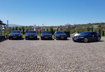 Володимир Весільне авто Tesla model S - фото 3