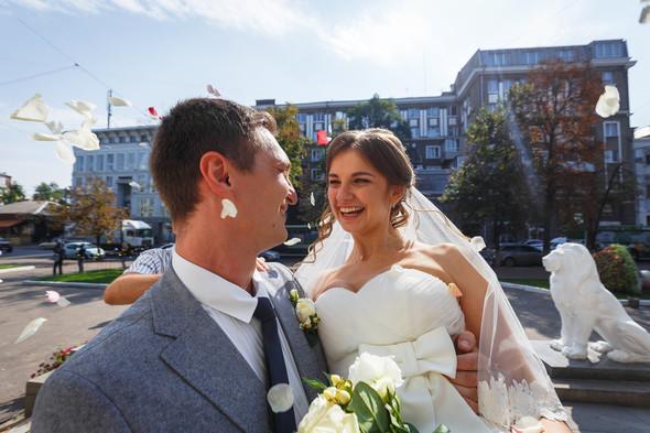 Михаил и Виктория - фото №14