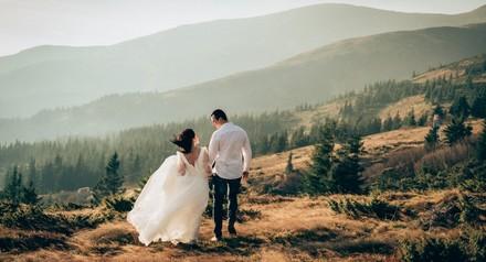 Скидка 200$ на свадебную фотосессию