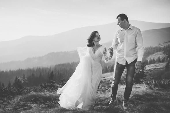 Свадебное лав стори в горах - фото №10