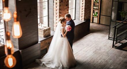 Скидка 10% на свадебную фотосессию в будний день