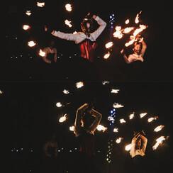 """Театр Огня""""INCOGNITO"""" - артист, шоу в Запорожье - фото 4"""