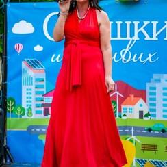 Евгения Баева - ведущий в Херсоне - фото 2