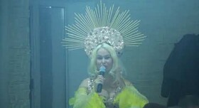 Ольга  Полякова - артист, шоу в Одессе - фото 1