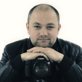 Фотограф Максим Лысюк