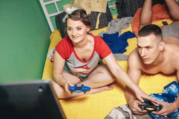 Костя и Таня (ретро) - фото №8