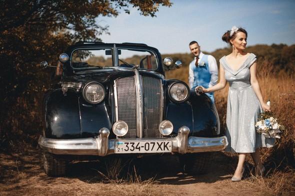 Костя и Таня (ретро) - фото №1