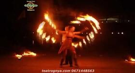 """Огненный Театр """"SANSARA"""". Фаер шоу, салюты🔥🔥🔥 - артист, шоу в Черкассах - фото 3"""