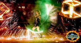"""Огненный Театр """"SANSARA"""". Фаер шоу, салюты🔥🔥🔥 - артист, шоу в Черкассах - фото 1"""