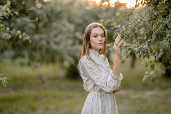 Яблуневий садок - фото №17