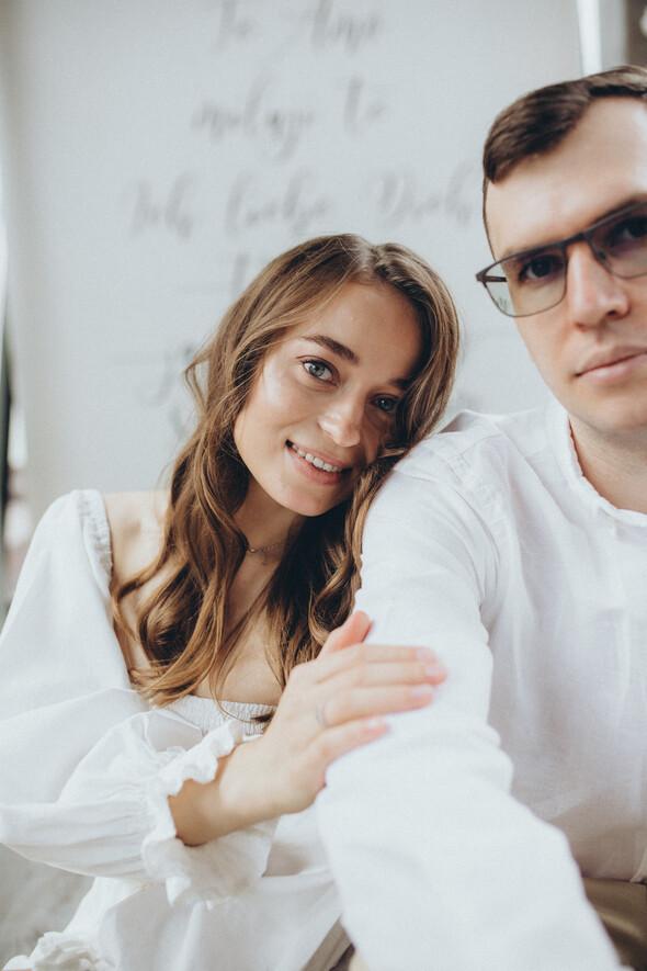 Аня и Ваня. Загс + Лавстори - фото №7