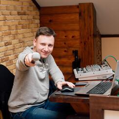 Павел Немченков - музыканты, dj в Мариуполе - фото 1