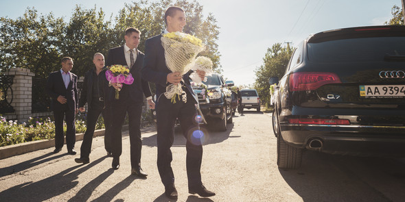 Свадьба свадьбой, а сон по расписанию - фото №11