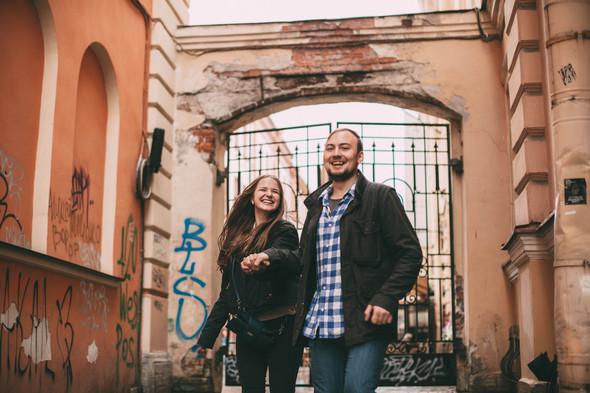 Лиза и Женя - фото №6