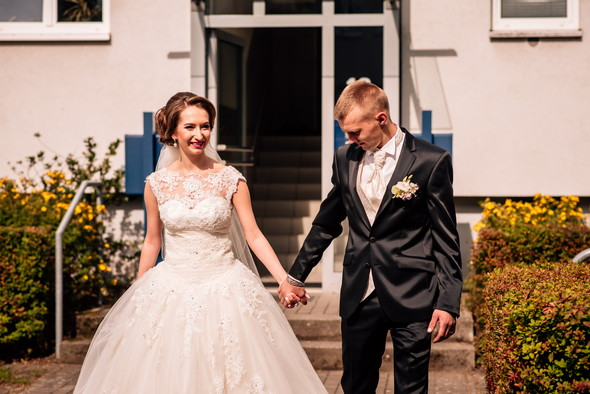 Anastasia & Adam (Lubeck, Germany) - фото №23