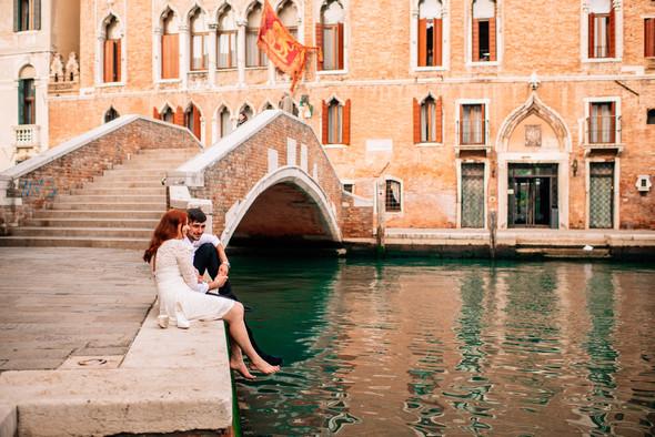 Love story in Venice - фото №7