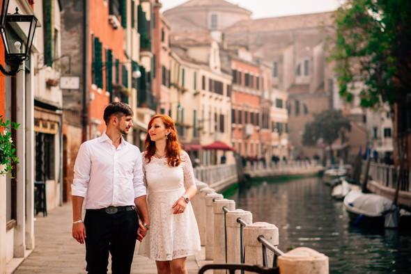 Love story in Venice - фото №5