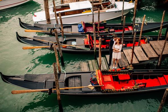 Love story in Venice - фото №10