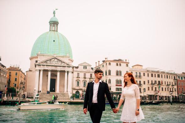 Love story in Venice - фото №1