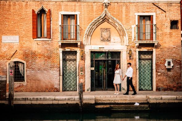 Love story in Venice - фото №12