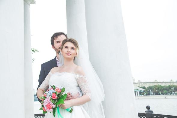 Свадьба Анны и Алексея - фото №3