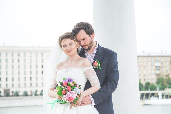 Свадьба Анны и Алексея - фото №2