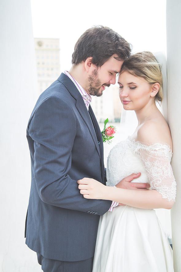 Свадьба Анны и Алексея - фото №6