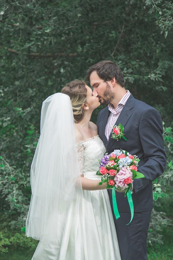 Свадьба Анны и Алексея - фото №12