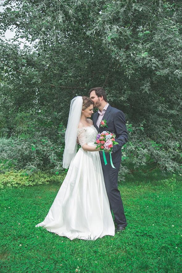Свадьба Анны и Алексея - фото №11