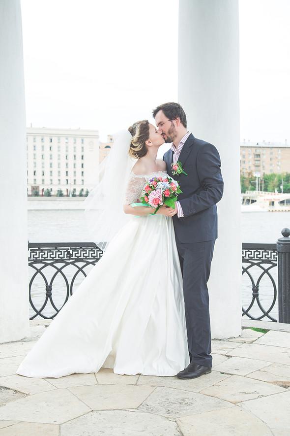 Свадьба Анны и Алексея - фото №1