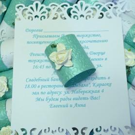 VoDecor - пригласительные на свадьбу в Николаеве - портфолио 1