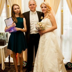 Татьяна Бажура - свадебное агентство в Киеве - фото 2