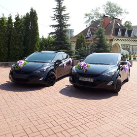 - авто на свадьбу в Сумах - портфолио 1