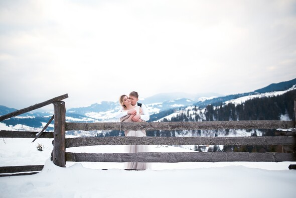 Свадьба Карпаты - фото №27