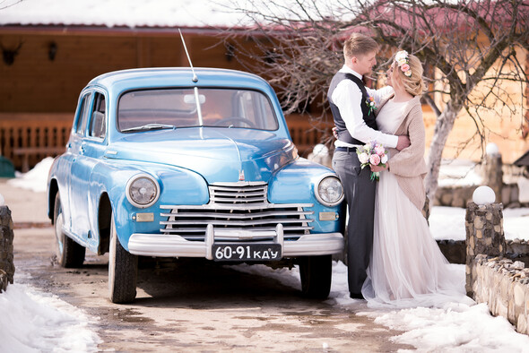 Свадьба Карпаты - фото №7